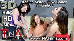3D Taboo Itching Handjob Porn and Fetish Video